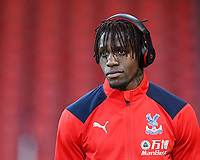 Wilfried Zaha of Crystal Palace during AFC Bournemouth vs Crystal Palace, Premier League Football at the Vitality Stadium on 1st October 2018