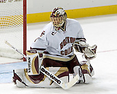 Cory Schneider  The Boston College Eagles defeated the Providence College Friars 3-2 in regulation on October 29, 2005 at Kelley Rink in Conte Forum in Chestnut Hill, MA.  It was BC's first Hockey East win of the season and Providence's first HE loss.