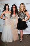 LOS ANGELES - APR 27: Ryan Newman, Jody Newman, Jessica Newman at Ryan Newman's Glitz and Glam Sweet 16 birthday party at the Emerson Theater on April 27, 2014 in Los Angeles, California