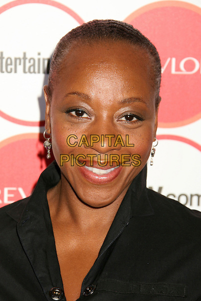 MARIANNA JEAN-BAPTISTE.Entertainment Weekly Magazine 4th Annual Pre-Emmy Party, Los Angeles, California, USA..August 26th, 2006.Ref: ADM/BP.headshot portrait  .www.capitalpictures.com.sales@capitalpictures.com.©Byron Purvis/AdMedia/Capital Pictures.
