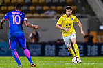 Abdres Hise Tunez of Buriram in action during the Preseason Friendly Match between Kitchee and Buriram United at Mong Kok Stadium on August 18, 2018 in Hong Kong. Photo by Marcio Machado/Photo by Marcio Machado/Power Sport Images