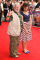 "Bill Oddie arriving for the premiere of ""Pudsey the Dog the movie"" at the Vue cinema, Leicester Square, London. 13/07/2014 Picture by: Steve Vas / Featureflash"