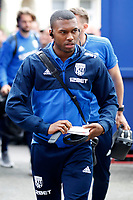 Daniel Sturbridge of West Brom seen during the EPL - Premier League match between Crystal Palace and West Bromwich Albion at Selhurst Park, London, England on 13 May 2018. Photo by Carlton Myrie / PRiME Media Images.