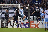 Maxime Le Marchand Nizza own goal autogol<br /> Roma 02-11-2017 Stadio Olimpico Uefa Europa League 2017/2018 Lazio - Nizza / Lazio - Nice Foto Andrea Staccioli / Insidefoto