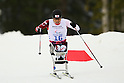 Cross-Country Skiing: Sochi 2014 Paralympic Winter Games
