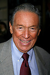 Mike Wallace.arriving for the Opening Night performance of FROST NIXON at the Bernard B. Jacobs Theatre in New York City..April 22, 2007.