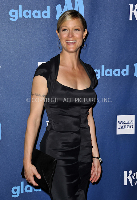 WWW.ACEPIXS.COM......April 20, 2013, Los Angeles, CA.....Teri Polo arriving at the 24th Annual GLAAD Media Awards held at the JW Marriott Los Angeles at L.A. LIVE on April 20, 2013 in Los Angeles, California. ..........By Line: Peter West/ACE Pictures....ACE Pictures, Inc..Tel: 646 769 0430..Email: info@acepixs.com