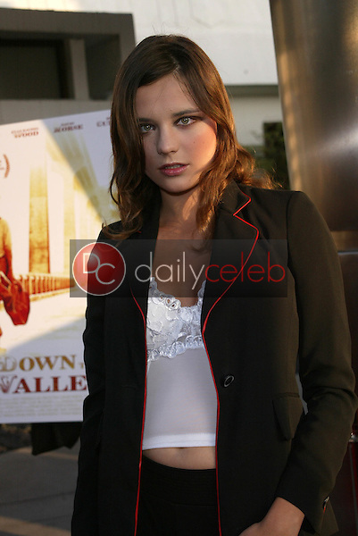 """Keara<br /> at the Los Angeles Film Festival Opening Night """"Down in the Valley"""", Arclight, Hollywood, CA 06-16-05<br /> Jason Kirk/DailyCeleb.com 818-249-4998"""