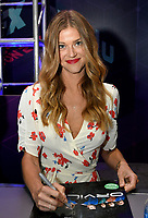 FOX FAN FAIR AT SAN DIEGO COMIC-CON© 2019: THE ORVILLE Cast Member Adrianne Palicki during THE ORVILLE booth signing on Saturday, July 20 at the FOX FAN FAIR AT SAN DIEGO COMIC-CON© 2019. CR: Alan Hess/FOX © 2019 FOX MEDIA LLC