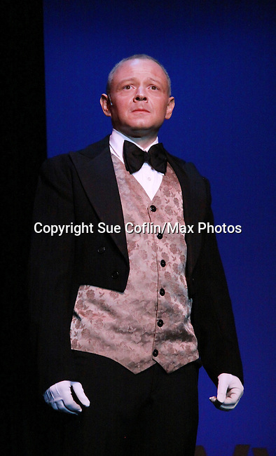 Roy Brown in Sunset Boulevard for several weeks in August at the Barn Theatre in Augusta, Michigan. The photos are from the dress rehearsal. (Photo by Sue Coflin/Max Photos)