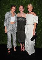 NEW YORK, NY - NOVEMBER 13: Kristen Stewart, Julianne Moore, Elizabeth Banks  attends the 2017 Museum of Modern Art Film Benefit Tribute to herself at Museum of Modern Art on November 13, 2017 in New York City. Credit: John Palmer/MediaPunch
