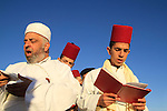 Samaria, Samaritan pilgrimage to Mount Gerizim done on Passover, Shavuot and Succot holidays