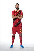 Yannick Carrasco forward of Belgium  <br /> Tubize 12/11/2019 <br /> Calcio presentazione della nuova maglia della Nazionale del Belgio <br /> Photo De Voecht  Kalut/Photonews/Panoramic/insidefoto<br /> ITALY ONLY