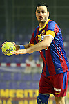 FC Barcelona-Borges vs BM Antequera: 36-25 (League ASOBAL 2010/11 - Season: 30).