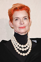 LONDON, UK. October 18, 2018: Sandy Powell at the London Film Festival screening of &quot;The Favourite&quot; at the BFI South Bank, London.<br /> Picture: Steve Vas/Featureflash