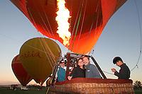 20140417 April 17 Hot Air Balloon Gold Coast