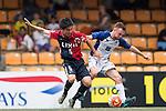 Kashima Antlers vs HKFC Captain's Select during the Main of the HKFC Citi Soccer Sevens on 21 May 2016 in the Hong Kong Footbal Club, Hong Kong, China. Photo by Li Man Yuen / Power Sport Images