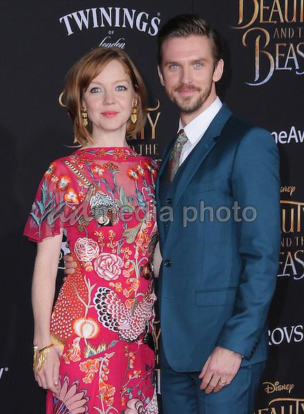 "02 March 2017 - Hollywood, California - Dan Stevens. Los Angeles premiere of Disney's ""Beauty and the Beast' held at El Capitan Theatre. Photo Credit: Birdie Thompson/AdMedia"