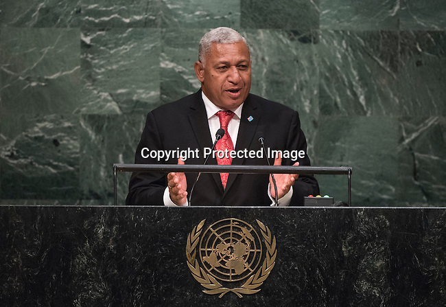 Statement by His Excellency Josaia Voreqe Bainimarama, Prime Minister of the Republic of Fiji