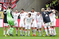 06.04.2013: Eintracht Frankfurt vs. FC Bayern München