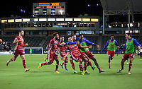 Los Angeles Galaxy vs FC Dallas, August 10, 2016