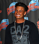 "Paul ""Pauly D"" DelVecchio visits ""Planet Hollywood"" New York, Ny November 30, 2011"