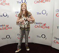 20/11/13<br /> Ashley Tubridy, who will be performing Cheerios Childline Concert at the O2 Dublin this evening&hellip;.<br /> Pic Collins Photos