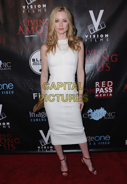 01 February 2018 - Beverly Hills, California - Jessica Morris. &quot;Living Among Us&quot; Los Angeles Premiere held at Ahrya Fine Arts Theatre.   <br /> CAP/ADM/BT<br /> &copy;BT/ADM/Capital Pictures