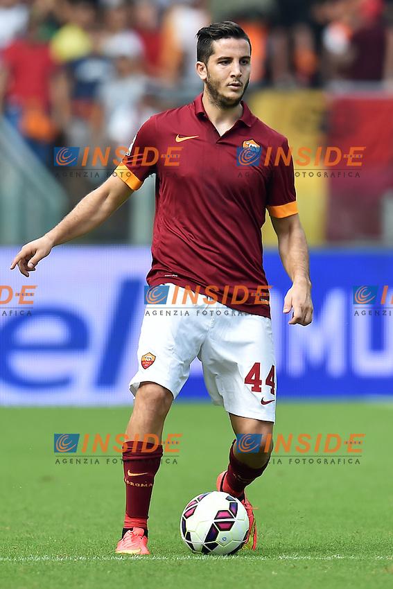 Konstantinos Manolas Roma <br /> Roma 21-09-2014 Stadio Olimpico, Football Calcio Serie A AS Roma - Cagliari. Foto Andrea Staccioli / Insidefoto