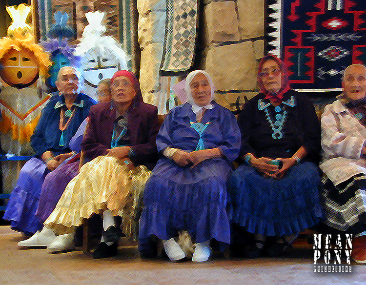"""Dineh Elders"" from the Dance Series"