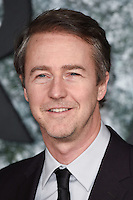 Edward Norton at the European premiere of &quot;Collateral Beauty&quot; at the Vue Leicester Square, London. <br /> December 15, 2016<br /> Picture: Steve Vas/Featureflash/SilverHub 0208 004 5359/ 07711 972644 Editors@silverhubmedia.com