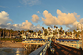 Stock photo and fine art photo of sunset at San Clemente California