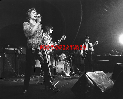 FACES ROD STEWART 1973 in Holland..© Chris Walter..