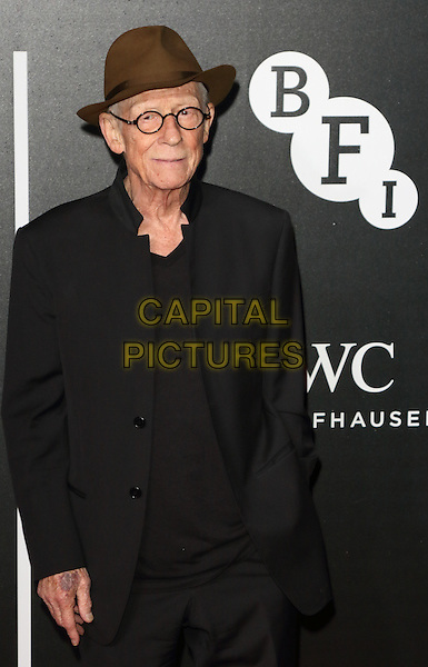 LONDON, ENGLAND - John Hurt at the BFI Luminous Fundraising Gala at the Guildhall, on October 6th 2015 in London, England<br /> CAP/ROS<br /> &copy;Steve Ross/Capital Pictures