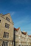 Medieval Council buildings, next to the Great Hall, Winchester