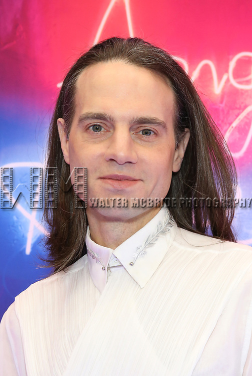 "Jordan Roth attends the Broadway Opening Night Arrivals for ""Angels In America"" - Part One and Part Two at the Neil Simon Theatre on March 25, 2018 in New York City."