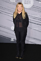 Andrea Arnold<br /> at the British Independent Film Awards 2016, Old Billingsgate, London.<br /> <br /> <br /> ©Ash Knotek  D3209  04/12/2016