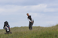 David Foy (Laytown & Bettystown) on the 15th during Round 2 of The East of Ireland Amateur Open Championship in Co. Louth Golf Club, Baltray on Sunday 2nd June 2019.<br /> <br /> Picture:  Thos Caffrey / www.golffile.ie<br /> <br /> All photos usage must carry mandatory copyright credit (© Golffile   Thos Caffrey)