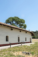 La Purisima Mission, Lompoc, California.