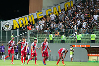 BELO HORIONTE, MG, 12.02.2019: ATLETICO(MG) X DANUBIO(URU)- Danubio faz o segundo gol durante partida entre Atletico (MG) x Danubio (URU),  válida pelo jogo de volta da fase classificatoria para a Copa Libertadores 2018,  no Estadio Independencia em Belo Horizonte, MG, na noite desta terça feira (12) (foto Giazi Cavalcante/Codigo19)