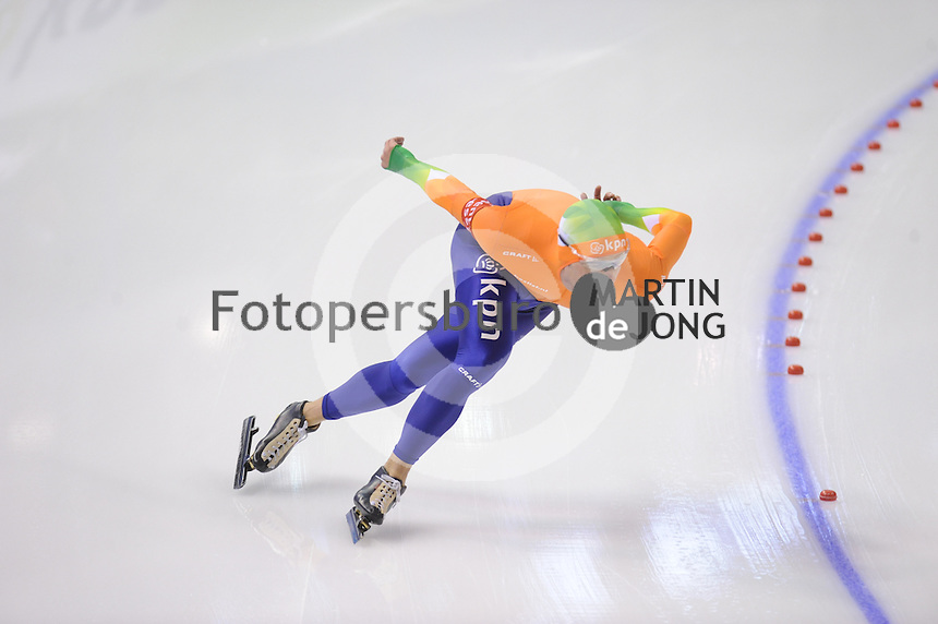SCHAATSEN: CALGARY: Olympic Oval, 08-11-2013, Essent ISU World Cup, 1500m, Mark Tuitert (NED), ©foto Martin de Jong