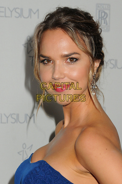 10 January 2015 - Santa Monica, California - Arielle Kebbel. The Art of Elysium&rsquo;s 8th Annual Heaven Gala held at Hangar 8.   <br /> CAP/ADM/BP<br /> &copy;Byron Purvis/AdMedia/Capital Pictures
