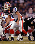 31 December 2006: Buffalo Bills quarterback J.P. Losman (7) in action during a game against the Baltimore Ravens at M&T Bank Stadium in Baltimore, Maryland. The Ravens defeated the Bills 19-7. Mandatory Photo Credit: Ed Wolfstein Photo.<br />