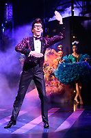 Stephen Matthews at the photocall for &quot;Strictly Ballroom the Musical&quot; at the Piccadilly Theatre, London, UK. <br /> 17 April  2018<br /> Picture: Steve Vas/Featureflash/SilverHub 0208 004 5359 sales@silverhubmedia.com