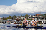 Rowing Seattle Rowing Center