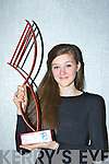 Ciara Holmes Tralee the winner of the Kerry School of Music Musician of the year in the Malton Hotel Sunday evening