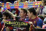 FC Barcelona Regal vs Panathinaikos Athens: 64 - 53.