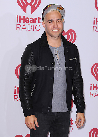 LAS VEGAS, NV - SEPTEMBER 19:  Pete Wentz at the 2014 iHeartRadio Music Festival at the MGM Grand Garden Arena on September 19, 2014 in Las Vegas, Nevada. PGSK/MediaPunch