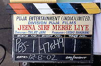 The clap for ''Live only for you''Jeena Sirf Merre Liye'' a Bollywood film shoot in Germany,  Switzerland, France and India