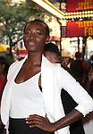 Belinda Baidoo.attending the opening night of the Broadway limited engagement of 'Fela!' at the Al Hirschfeld Theatre on July 12, 2012 in New York City.